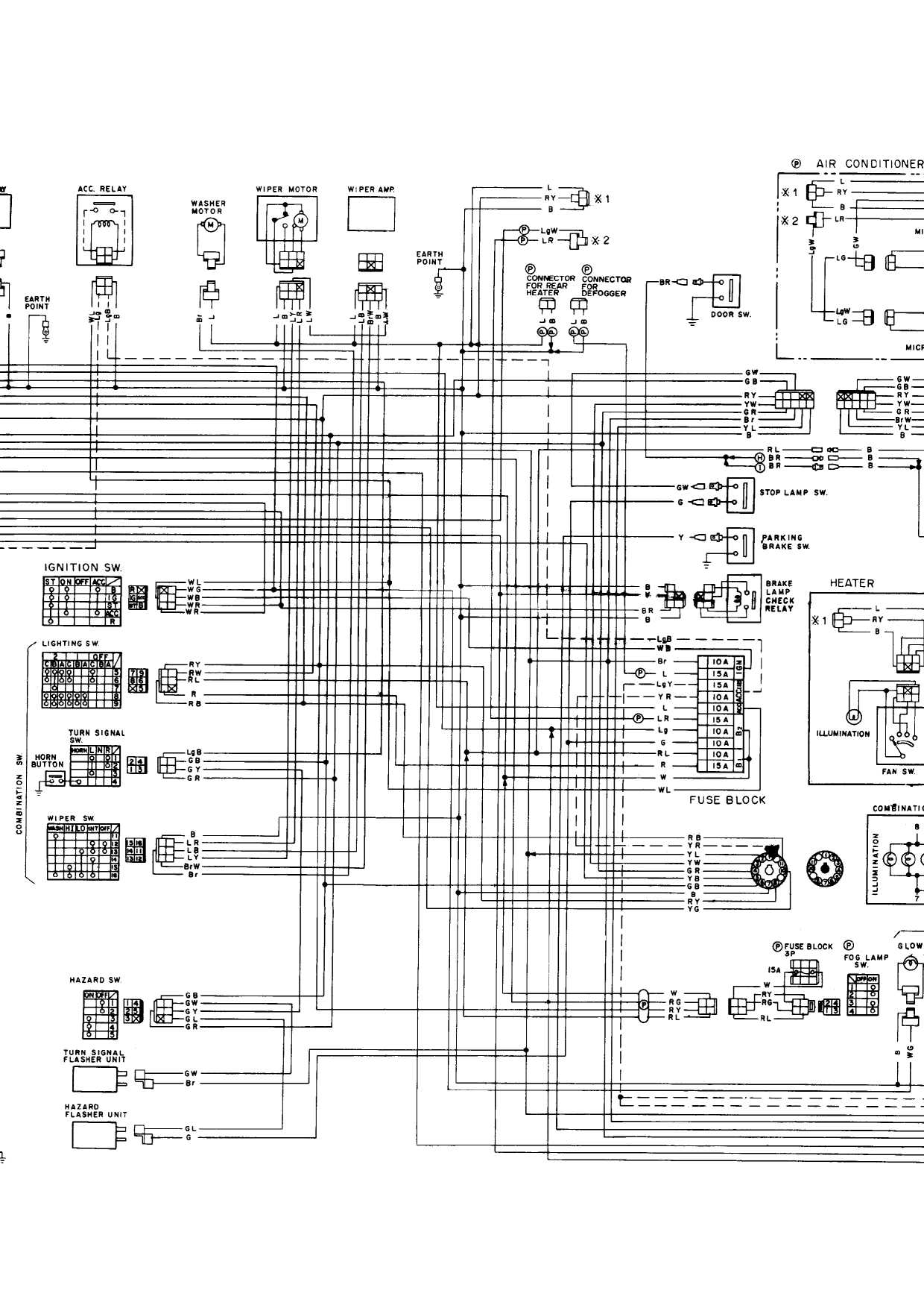 diagram  gq patrol wiring diagram full version hd quality